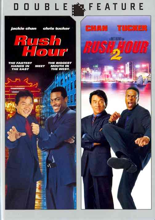 RUSH HOUR/RUSH HOUR 2 BY CHAN,JACKIE (DVD)